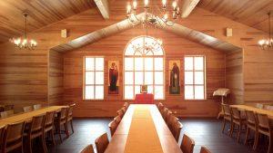 Vuokrattava tila häitä ja tilaisuuksia varten Rovaniemellä